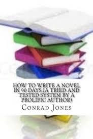 Book review of Conrad Jones novel