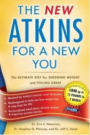 Book review of the New Atkins Diet