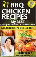 book review of 81 bbq chicken recipes