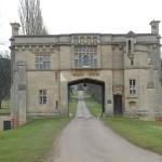 Harlaxton Gatehouse