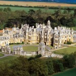 Harlaxton manor overview