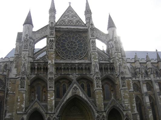 Westminster Abbey - image by Jim Liston on jimsgotweb.com