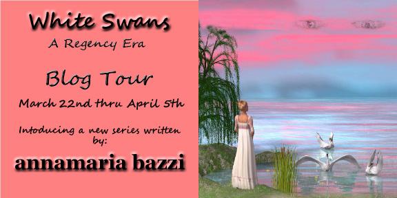 White Swans by Annamaria Bazzi