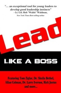 Book review of Lead Like a Boss