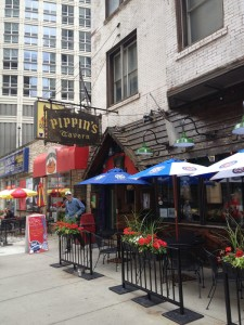 Pippen's Tavern in Chicago